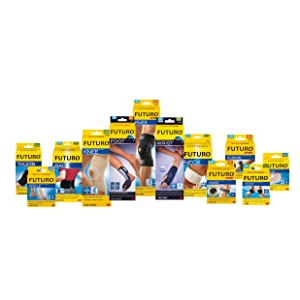 FUTURO joint braces sports supports