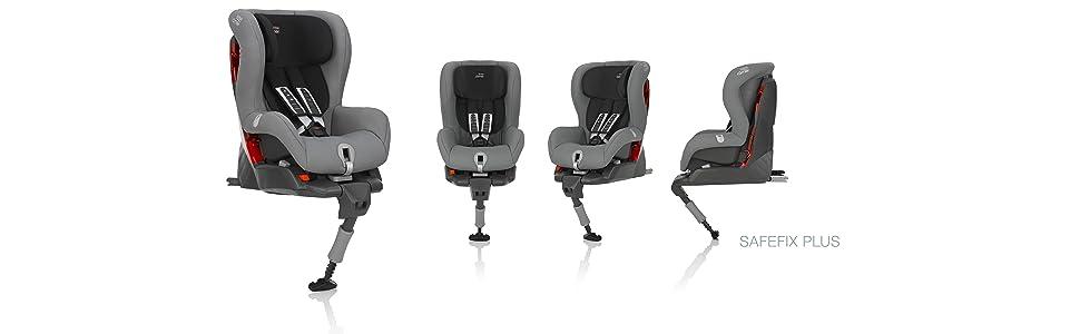 Britax, Safefix Plus,car seat, forward facing
