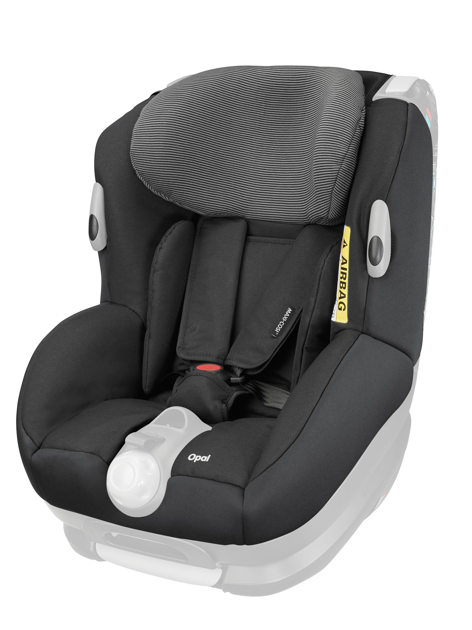 maxi cosi opal car seat replacement cover black raven. Black Bedroom Furniture Sets. Home Design Ideas