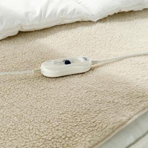 6d65f83994e Silentnight Comfort Control Electric Blanket - Fleece