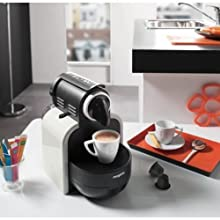 Magimix Nespresso M100 Automatic Coffee Machine White