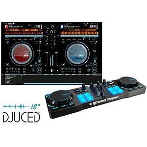Hercules DJ Compact, DJuced18, DJuced18 Software