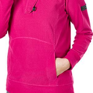 berghaus dovenby fleece, dovenby fleece pockets, women's berghaus fleece