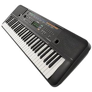 Yamaha psr e253 keyboard bundle musical for Yamaha keyboard amazon
