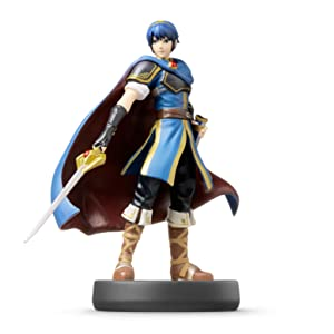 Marth No 12 amiibo (Nintendo Wii U/3DS): Amazon co uk: PC & Video Games