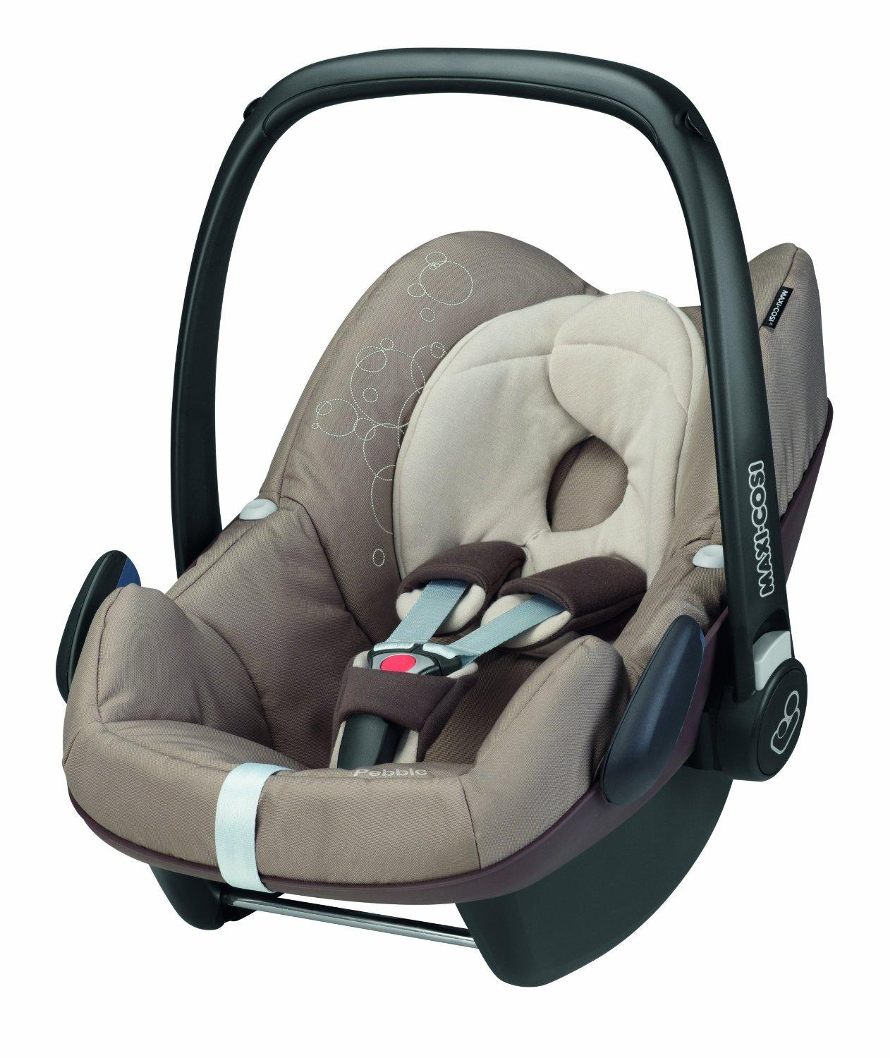 maxi cosi pebble group 0 car seat walnut brown amazon. Black Bedroom Furniture Sets. Home Design Ideas