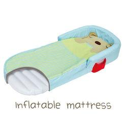 ReadyBed; Inflatable mattress for kids; kids airbed; kids inflatable bed; kids inflatable mattress;