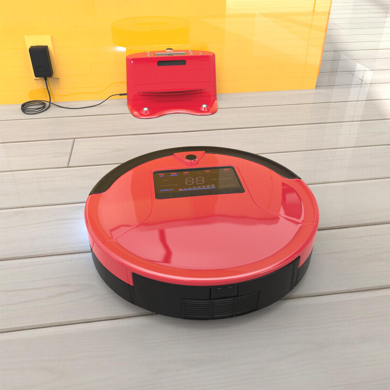 Bobsweep Pethair Robotic Vacuum Cleaner And Mop 4 In 1
