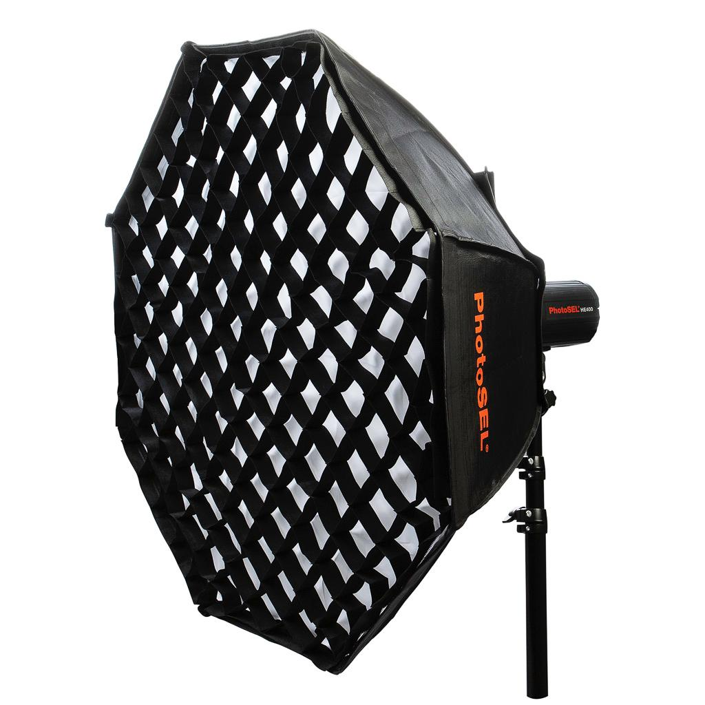 16 Rod Octagon Grid: PhotoSEL SBSC170BE 170 Cm Octagonal Softbox With: Amazon