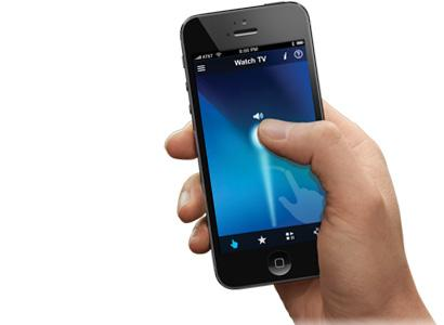 Logitech Harmony Smart Control for iPhone: Amazon.co.uk