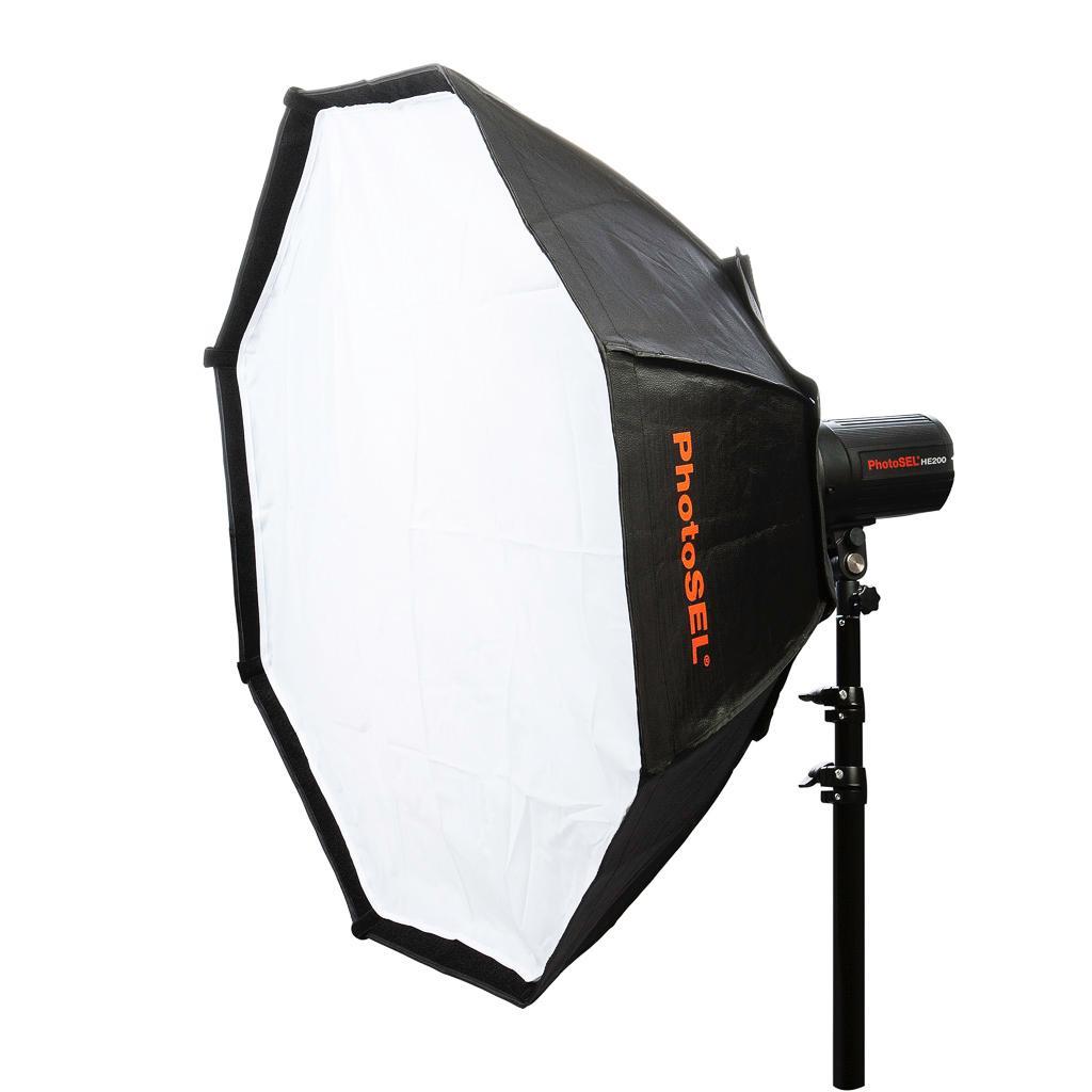 PhotoSEL SBSC120 120 Cm Octagonal Softbox