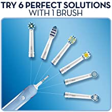 Oral-B Pro 600 Cross Action electric toothbrush