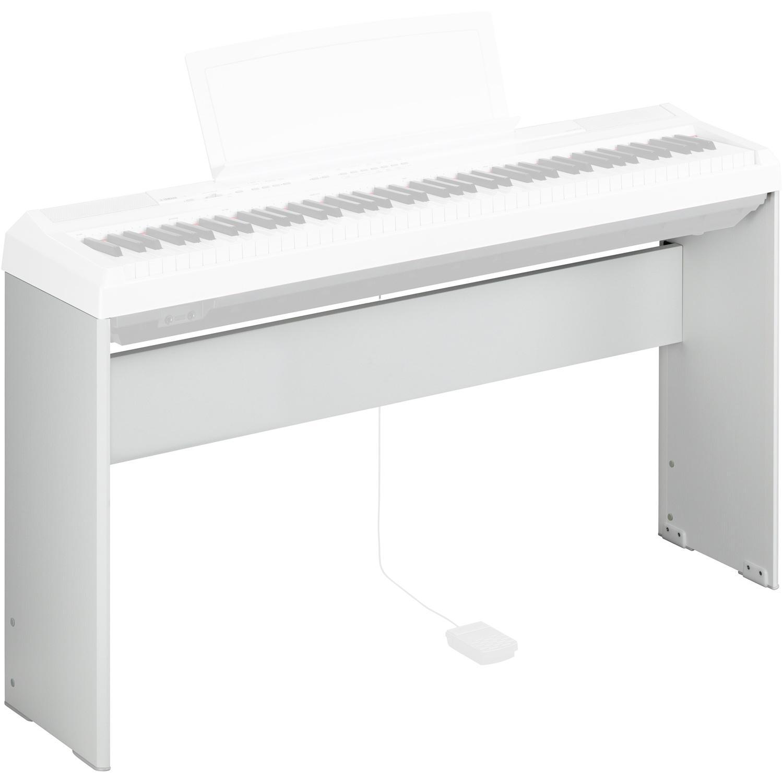 yamaha l85 digital piano stand black musical