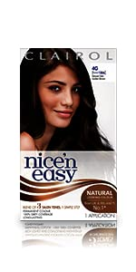 Nice'n Easy Permament Hair Dye
