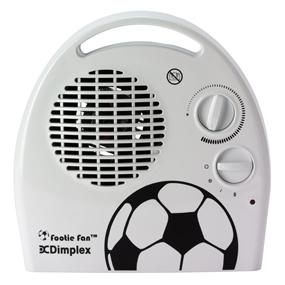 Dimplex Footie 2 KW Flat Electric Fan Heater: Amazon.co.uk ...