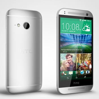 HTC One mini 2 EMEA International 16GB ONE-MINI-2-EMEA-SILVER |Htc One Mini 2 Silver