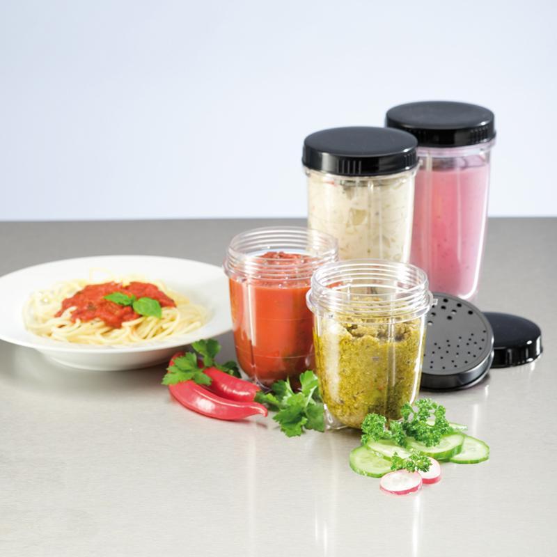 Mr magic 07308 professional blender set 400 watts for Mr cuisine edition plus