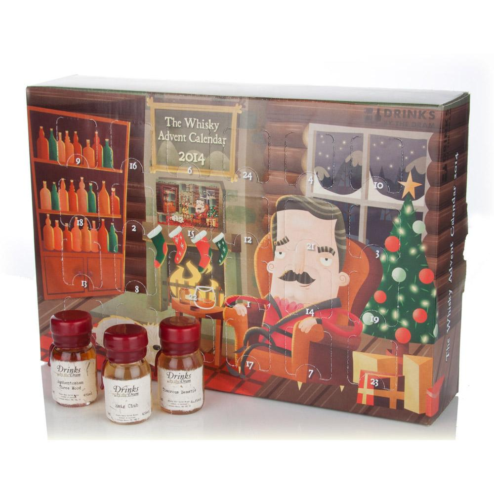 Drinks By The Dram The Whisky Advent Calendar 2014 Edition