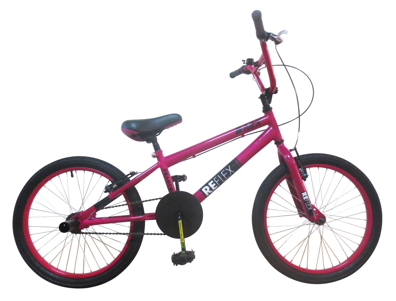 Bike Girls Toys For Birthdays : Reflex kids phantom bmx bike amazon sports outdoors