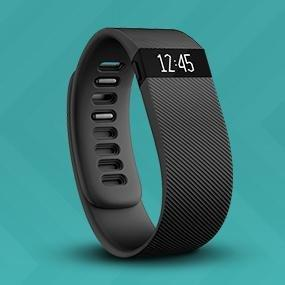 Fitbit Charge Wireless Activity Tracker With Sleep