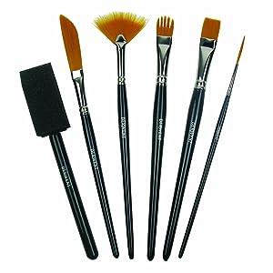 brushes, paint brush, paint brushes
