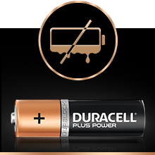 Duracell Plus Power
