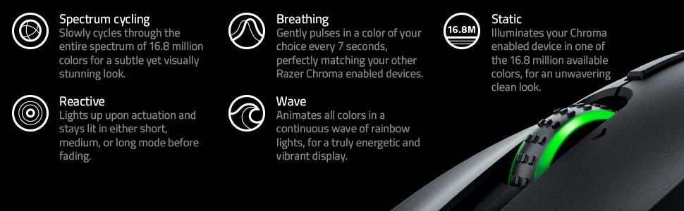 Razer Mamba Tournament Edition: 16,000 Adjustable Dpi - Ergonomic Form  Factor - Chroma Enabled - Esports Gaming Mouse