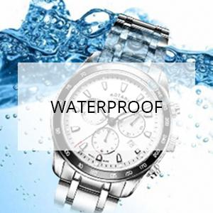 Water Proof Rotary Watches
