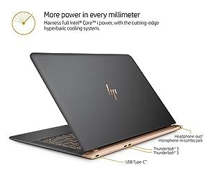 hp spectre 13 laptop, spectre laptop, spectre notebook, premium laptops, high performance laptops,