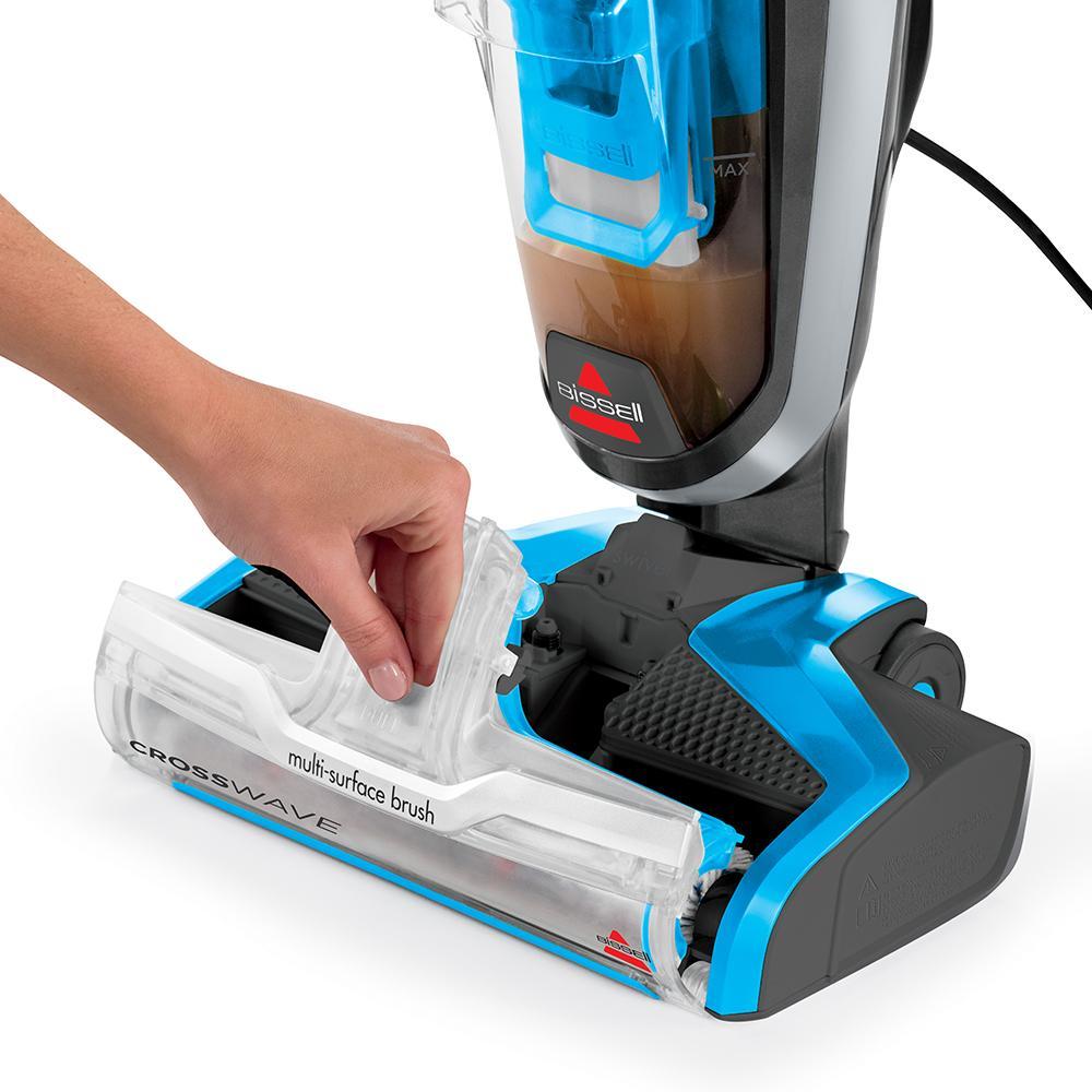 BISSELL Crosswave Hard Floor Cleaner Vacuum and Wash