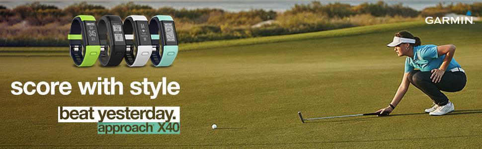 x40;approach;golf;watch;band;GPS;track