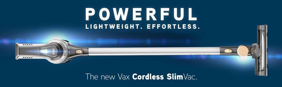 Vax Slimvac Cordless Handheld Vacuum Cleaner Direct Vacuums