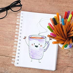 Pens, Pencils, pens, pencils, Fineliner, Point, Writing, Colouring, STABILO, Mind-Mapping, Drawing