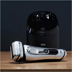 Braun Series 9 9095cc Electric Wet & Dry Electric Shaver
