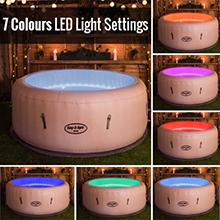 Lay z spa Paris light colours