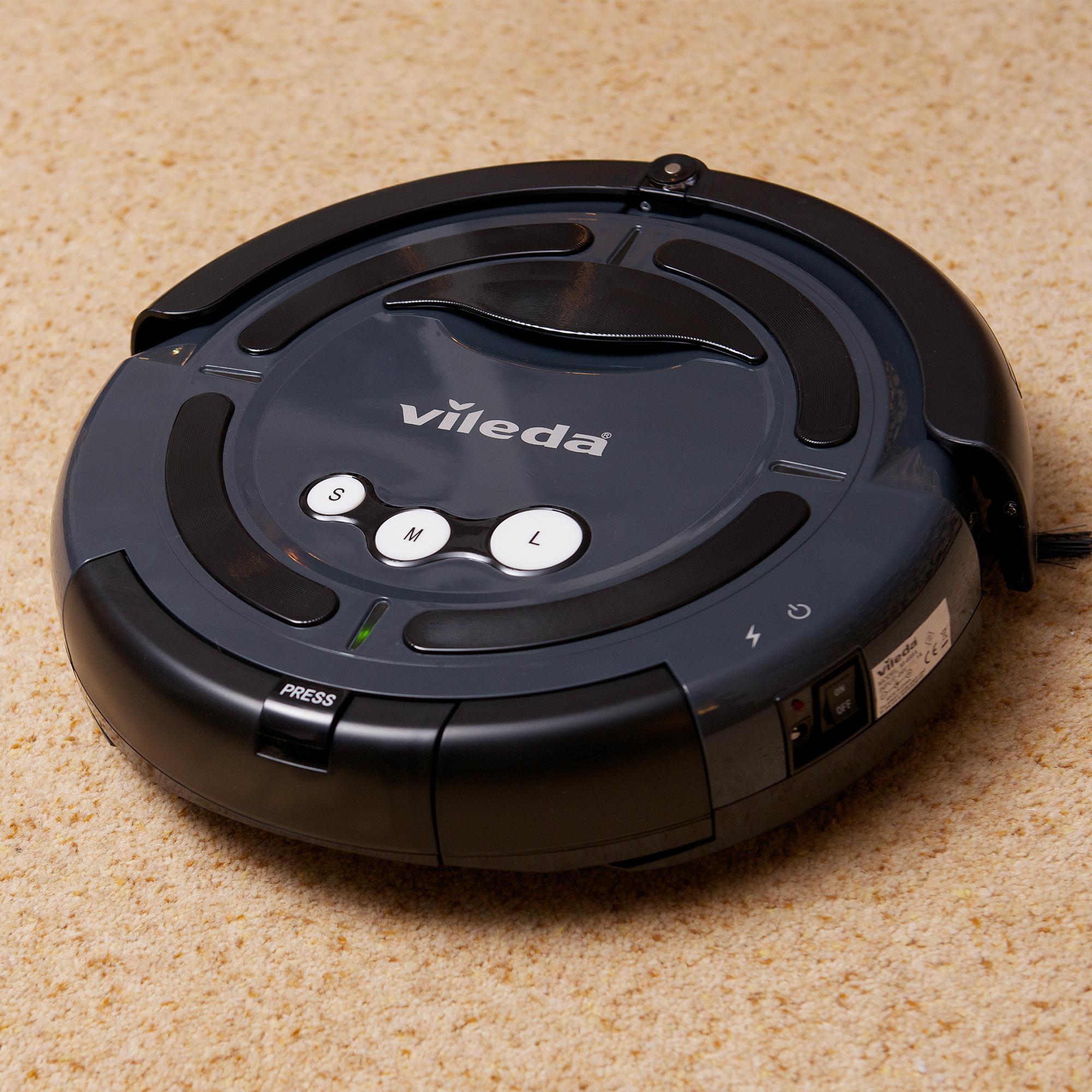 vileda cleaning robot ebay. Black Bedroom Furniture Sets. Home Design Ideas