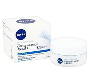 nivea, face cream, moisturiser, primer, make up