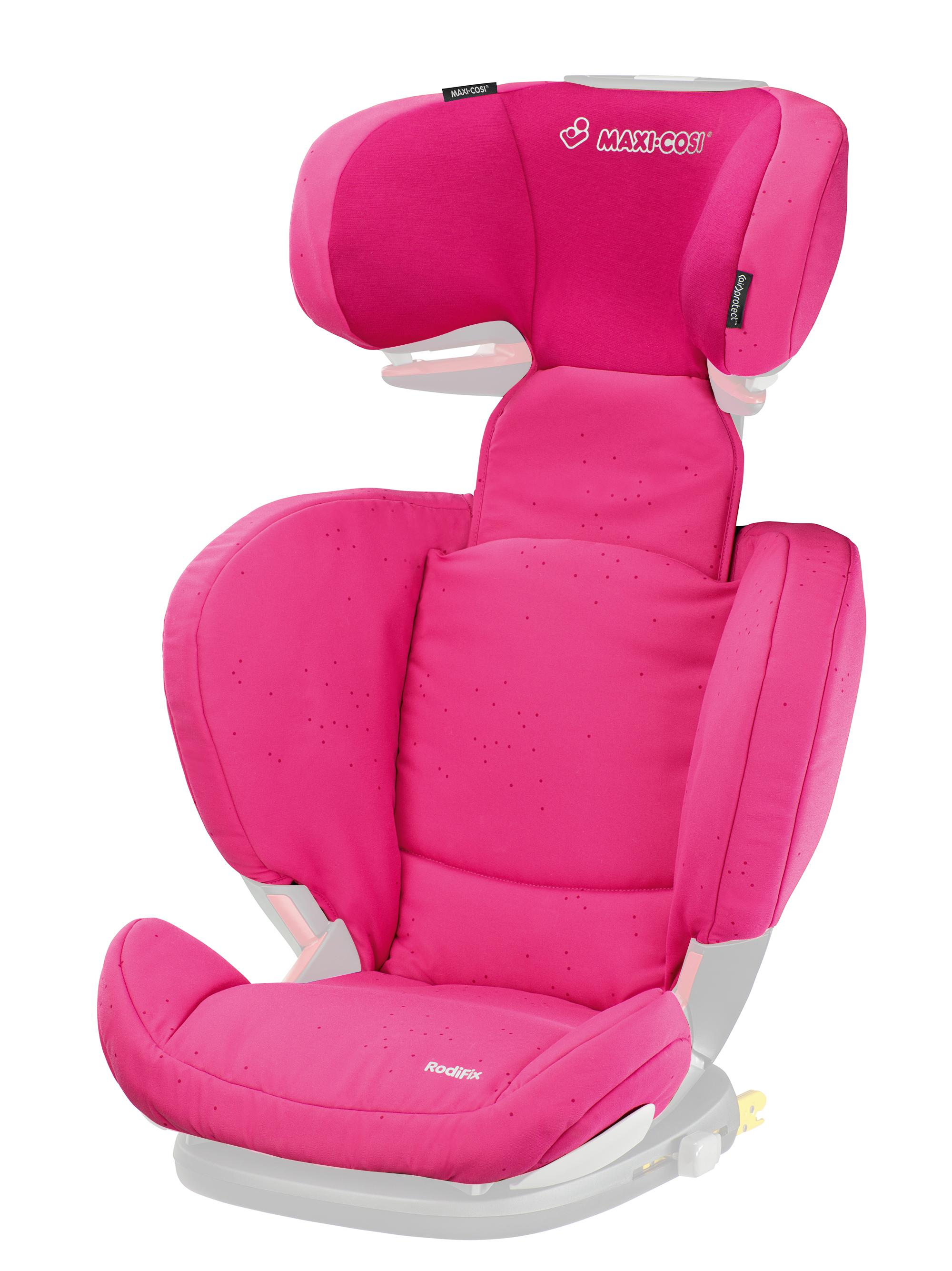 maxi cosi rodifix seat cover berry pink 2015 range baby. Black Bedroom Furniture Sets. Home Design Ideas