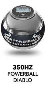 350Hz Powerball Diablo Pro