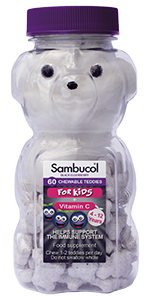 Sambucol Kids Teddies