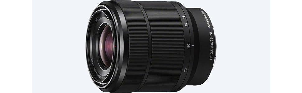 Sony, SEL2870, FE 28-70mm, F3.5-5.6 OSS Lens, Camera Lens