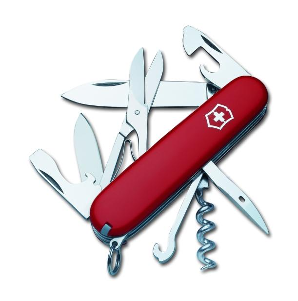 Victorinox Climber Swiss Army Knife Amazon Co Uk Diy Amp Tools