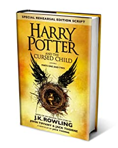 Harry Potter And The Cursed Child Parts One And Two The border=