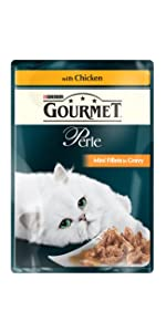 Luxury Wet Cat Food