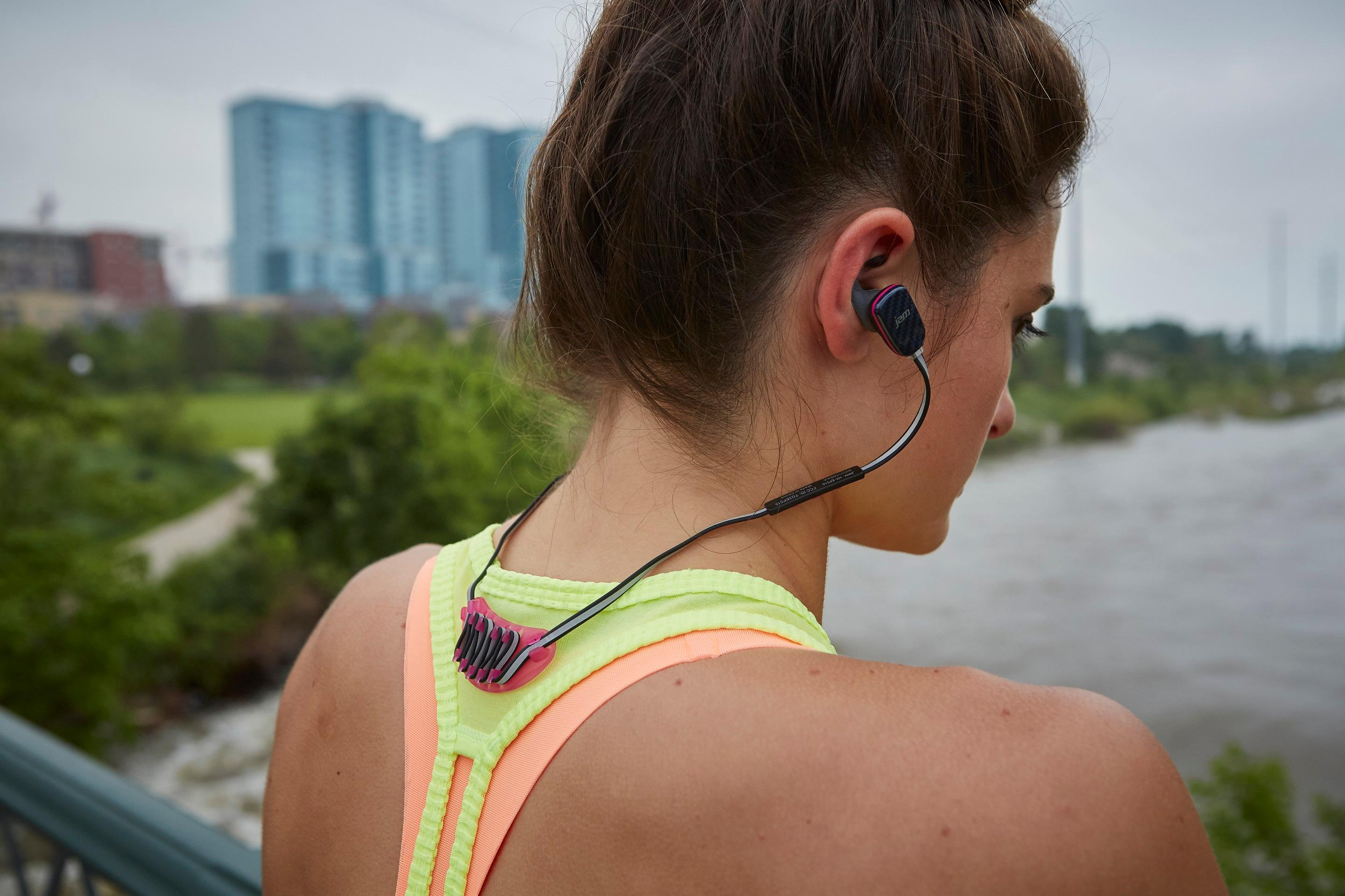 132fe3599af Jam Transit Micro Sports Buds Bluetooth In-Ear: Amazon.co.uk ...