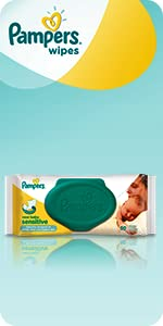 Pampers Baby Sensitive baby wipes