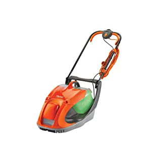 Flymo Glider 330 Electric Hover Collect Lawnmower