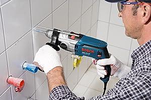 bosch professional gsb 19 2 re corded 110 v impact drill diy tools. Black Bedroom Furniture Sets. Home Design Ideas