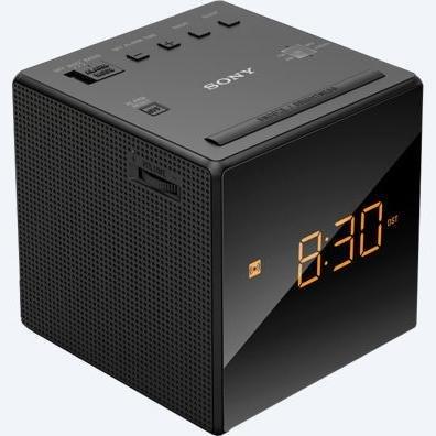 sony clock radio. sony, fm am clock radio, icf-ci sony radio i