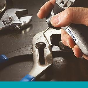 Dremel 3000 5 75 Metal Tool Box 5 Star Kit 75 Accessories